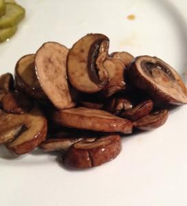 Soy Mushrooms
