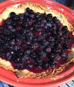 Best Blueberry Pie!